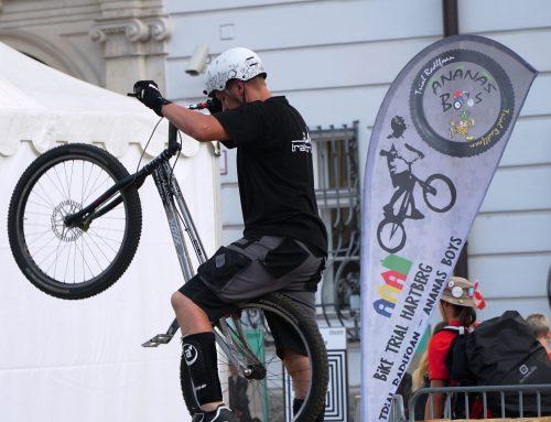 Велотриал в Зальцбурге 2019/ Bike Trial in Salzburg 2019