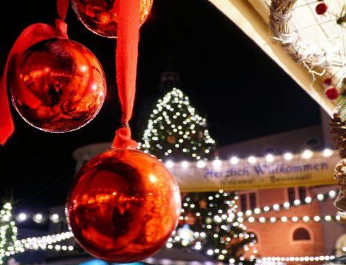 Рождество в Зальцбурге.